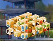 Mahjong 3D Game